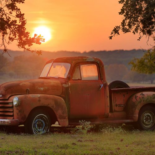 Rusting In The Sunset