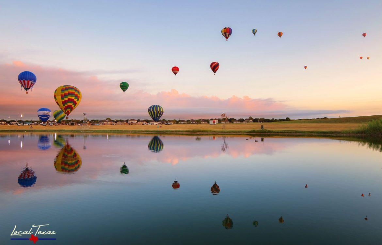 Pie In The Sky Hot Air Balloon Festival